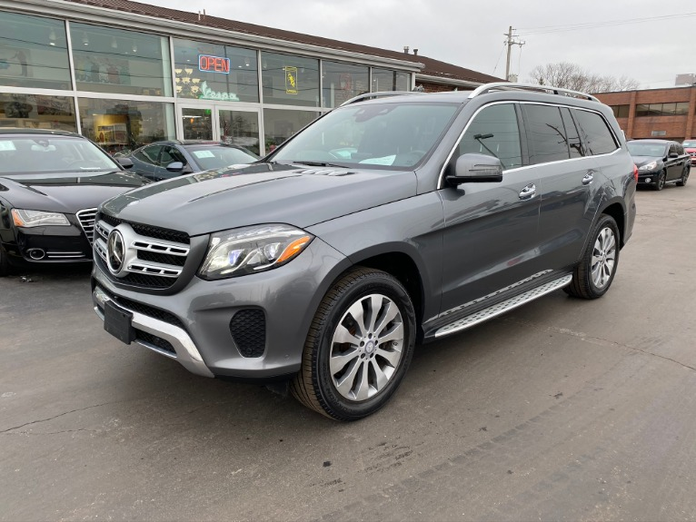 Used 2017 Mercedes-Benz GLS 450 4-Matic | Brookfield, WI