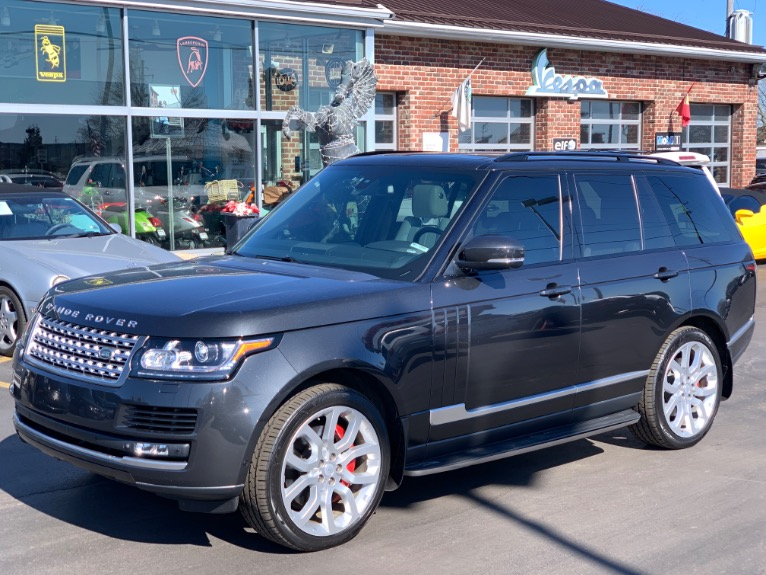 Used 2015 Land Rover Range Rover Supercharged 4x4 | Brookfield, WI