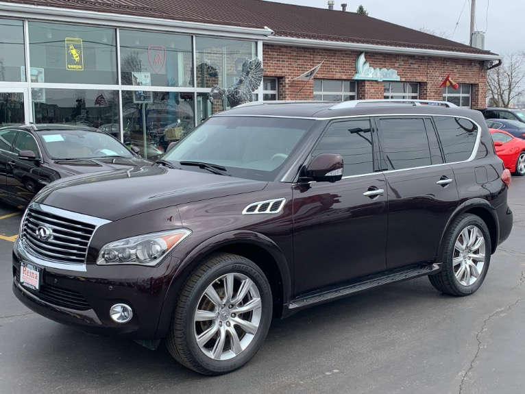 Used 2013 INFINITI QX56 AWD  | Brookfield, WI