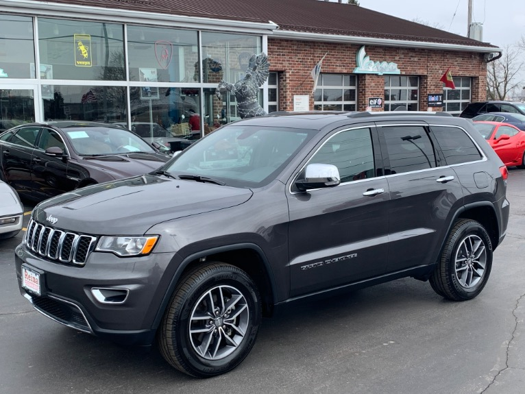 Used 2018 Jeep Grand Cherokee Limited 4x4 | Brookfield, WI