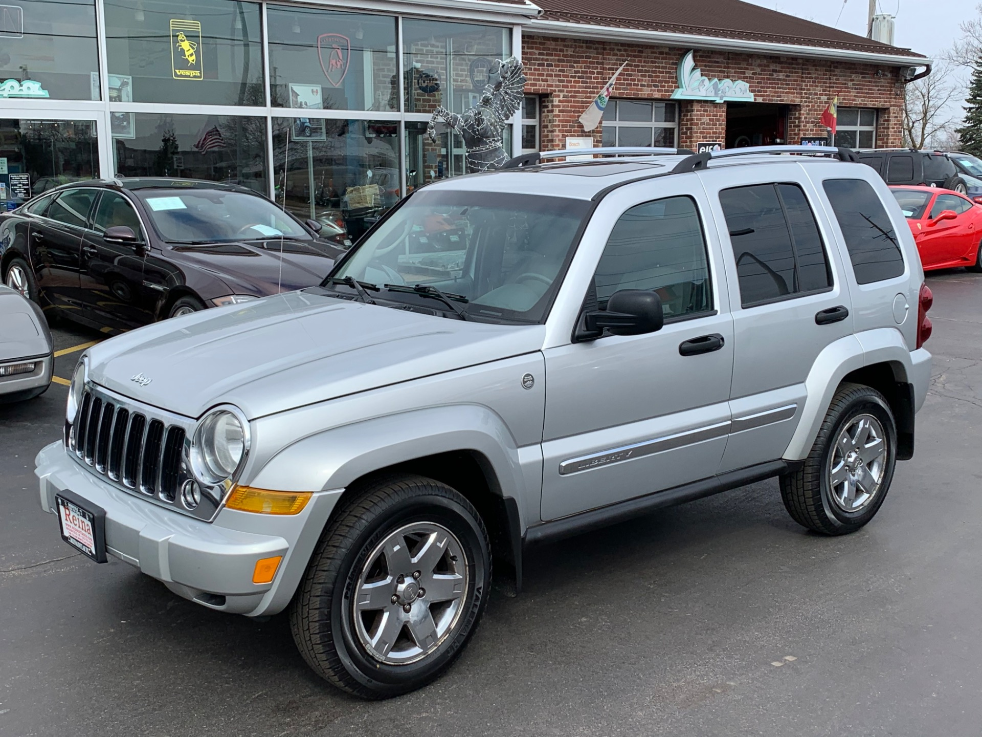 Used-2007-Jeep-Liberty-Limited-4x4