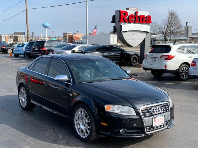 Used-2006-Audi-S4-Quattro-6-Speed-Manual
