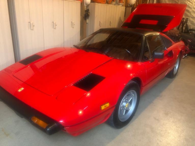 Used 1982 Ferrari 308 GTSi  | Brookfield, WI