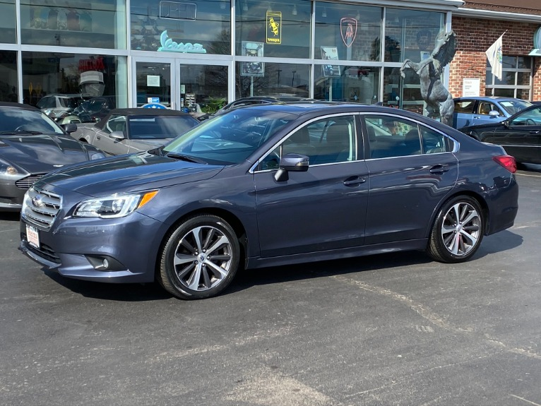Used 2017 Subaru Legacy 2.5i Limited AWD | Brookfield, WI