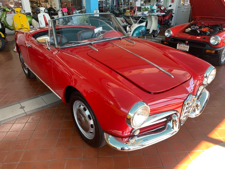 Used 1961 Alfa Romeo Giulietta Convertible | Brookfield, WI