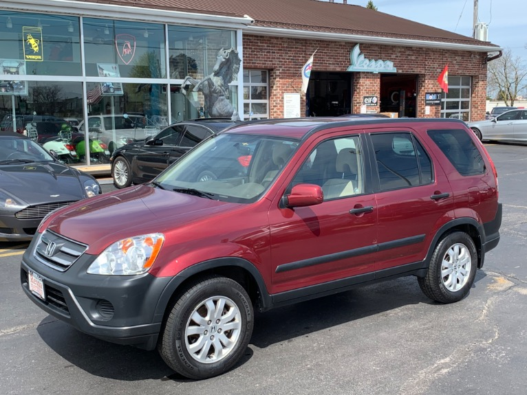 Used 2005 Honda CR-V EX AWD | Brookfield, WI