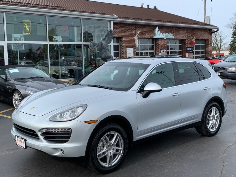 Used 2012 Porsche Cayenne S AWD | Brookfield, WI