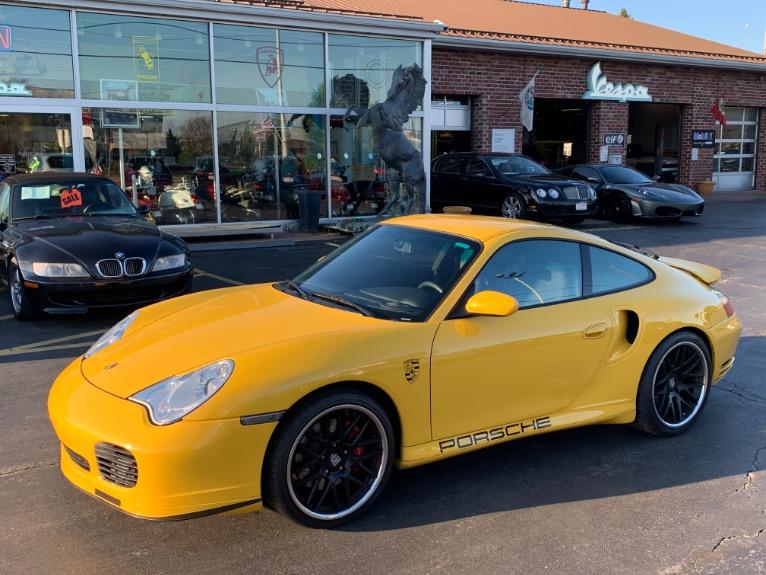 Used 2001 Porsche 911 Turbo | Brookfield, WI