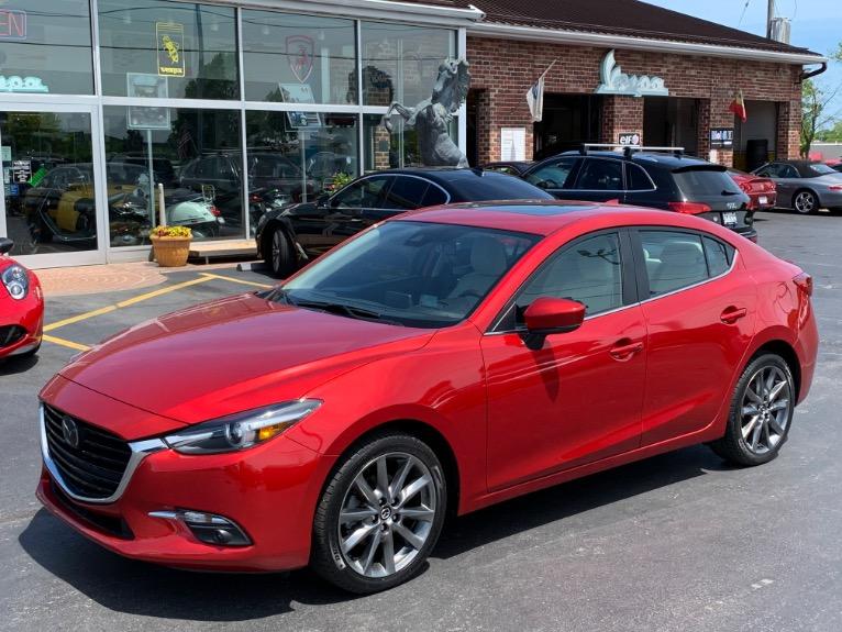Used 2018 Mazda Mazda3 Grand Touring   Brookfield, WI