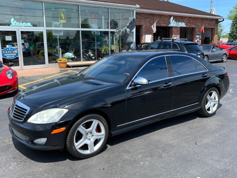 Used 2007 Mercedes-Benz S 550  | Brookfield, WI
