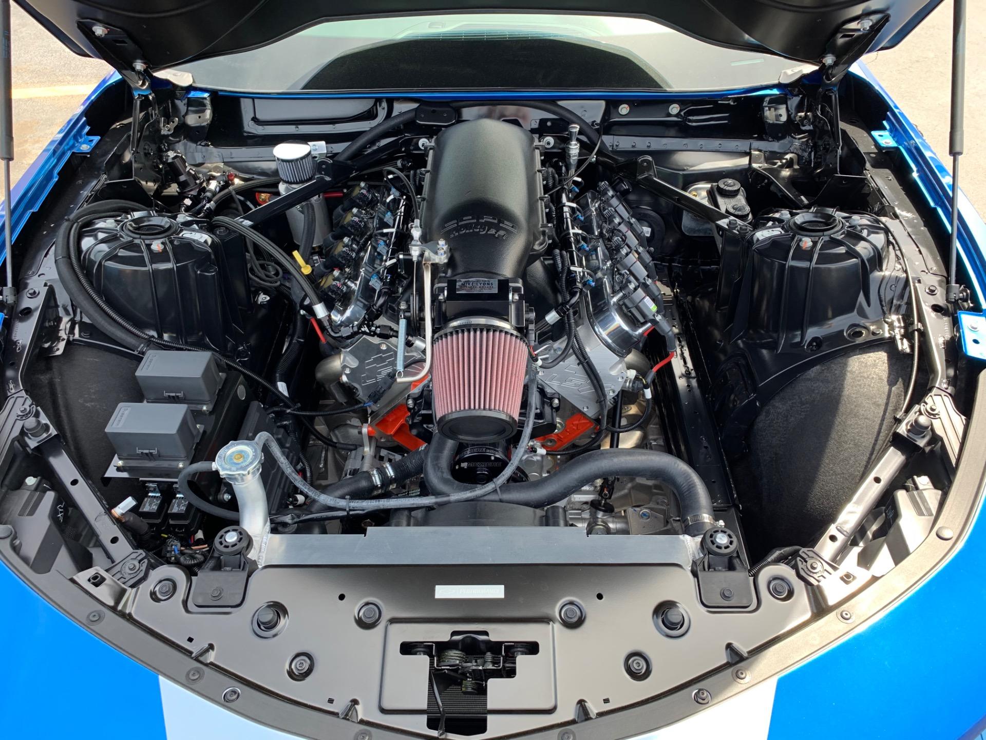 Used-2019-Chevrolet-COPO-Camaro-50th-Anniversary