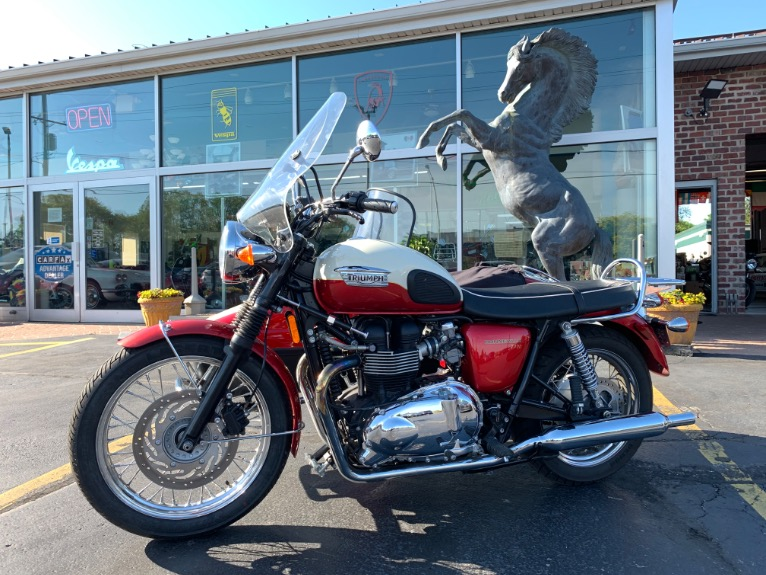 Used 2012 TRIUMPH Bonneville T100  | Brookfield, WI