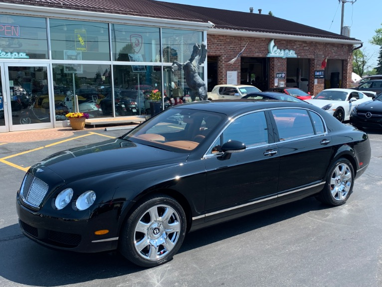 Used 2008 Bentley Continental Flying Spur AWD | Brookfield, WI