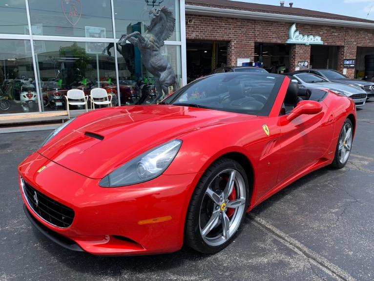 Used 2014 Ferrari California  | Brookfield, WI