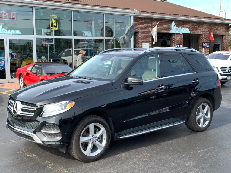 Used 2017 Mercedes-Benz GLE 350 4MATIC | Brookfield, WI