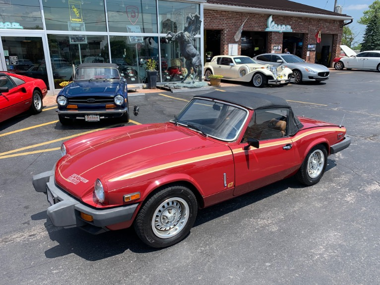 Used 1979 TRIUMPH Spitfire 1500  | Brookfield, WI