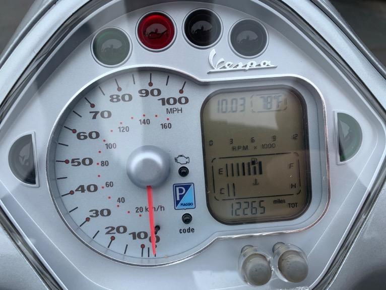 Used-2006-VESPA-250IE