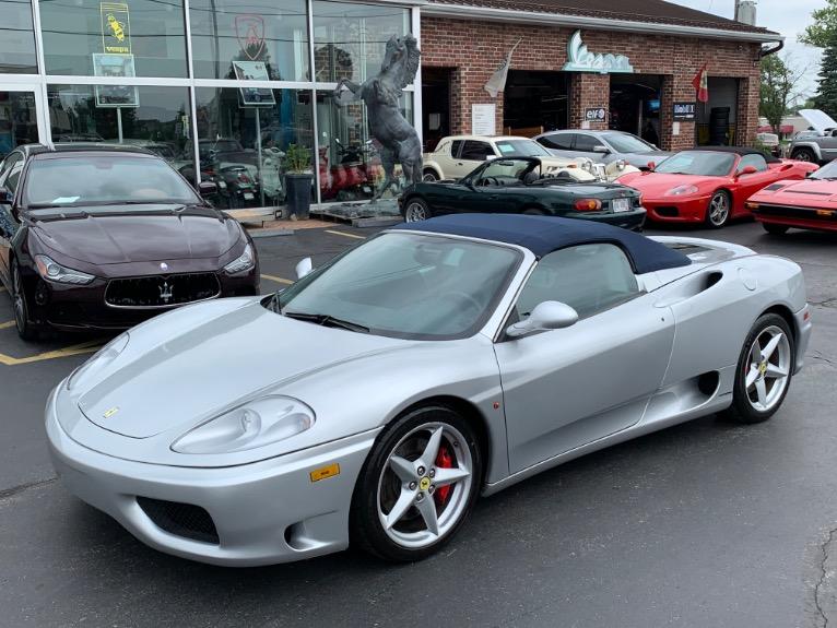Used 2003 Ferrari 360 Spider  | Brookfield, WI
