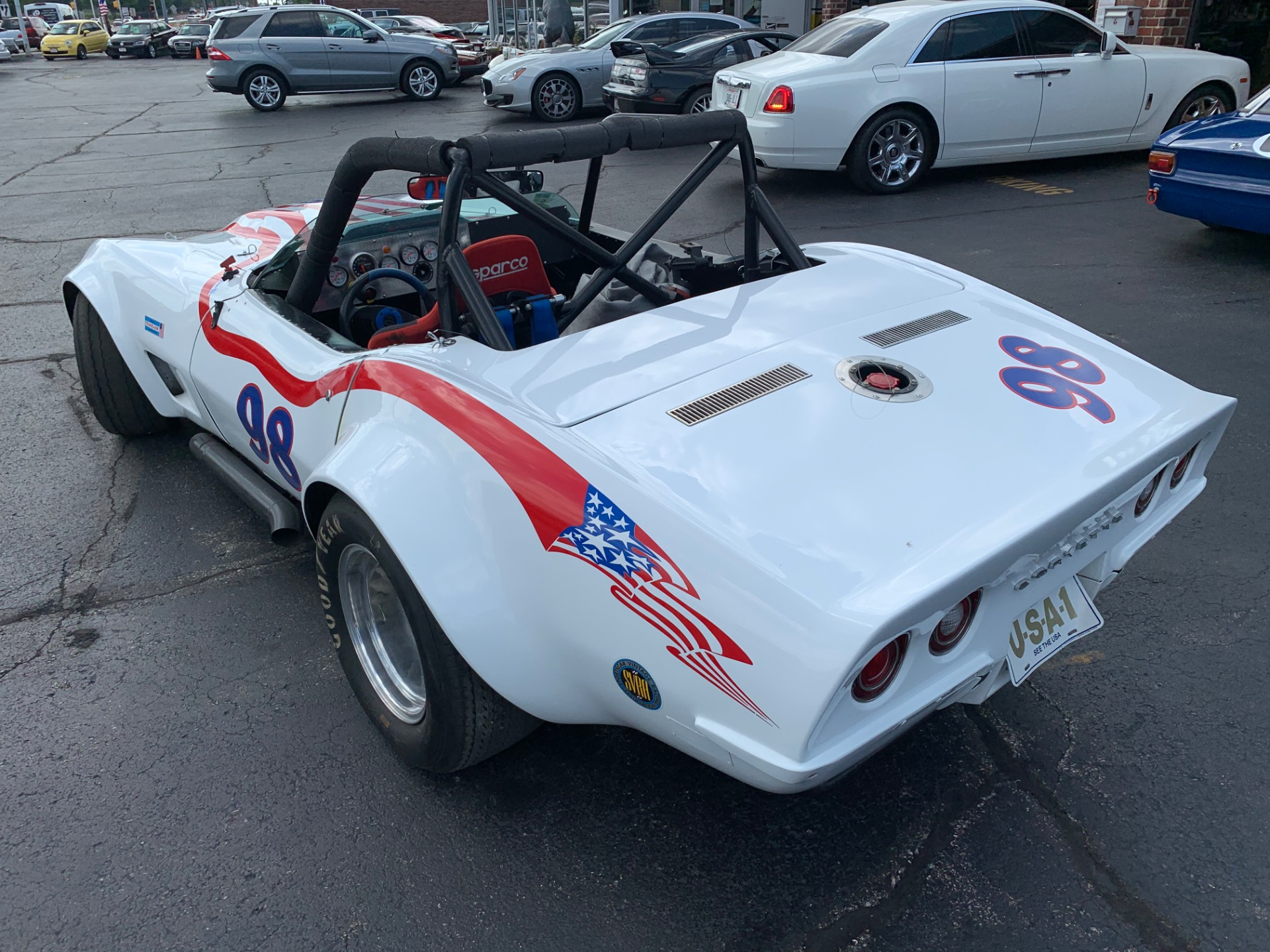 Used-1968-Chevrolet-Corvette-Roadster-Race-Car-C3