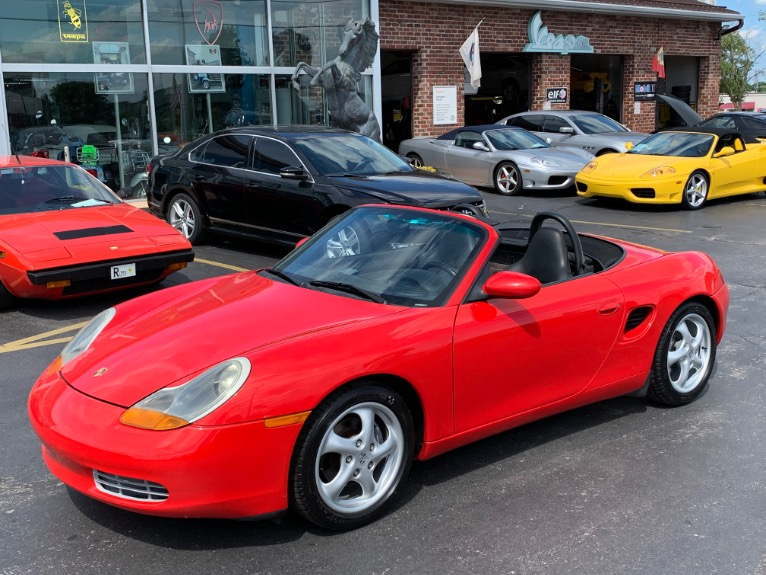 Used 1999 Porsche Boxster  | Brookfield, WI