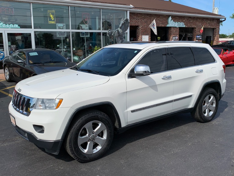 Used 2011 Jeep Grand Cherokee Limited 4x4 | Brookfield, WI