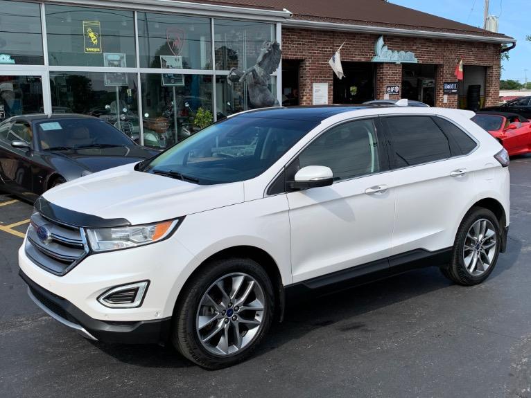 Used 2016 Ford Edge Titanium AWD | Brookfield, WI