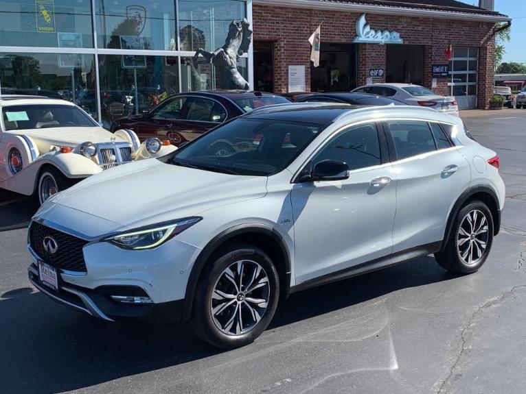 Used 2017 INFINITI QX30 AWD Premium | Brookfield, WI