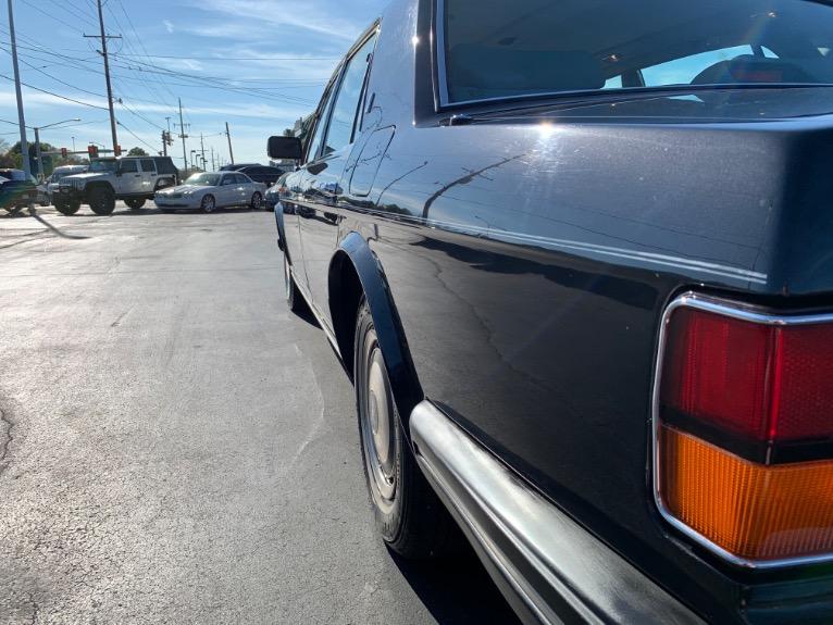 Used-1993-ROLLS-ROYCE-SILVER-SPUR-II