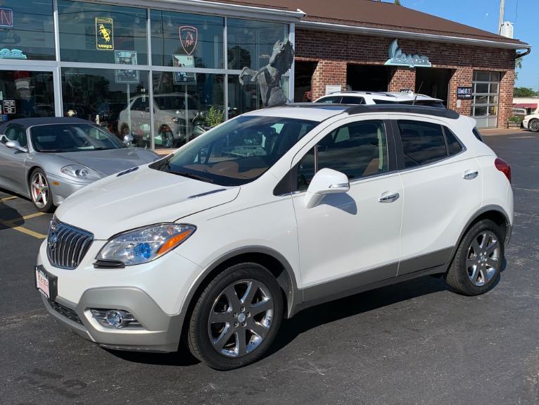 Used 2014 Buick Encore Leather | Brookfield, WI