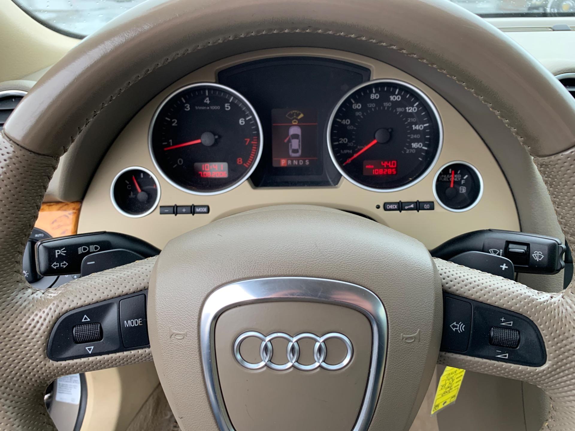Used-2007-Audi-A4-32-quattro-CABRIOLET