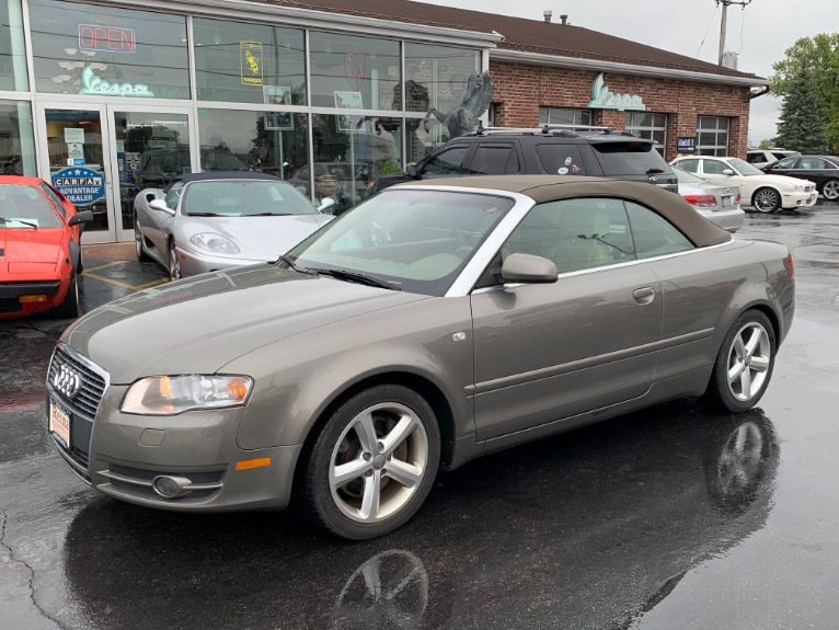 Used 2007 Audi A4 3.2 quattro CABRIOLET | Brookfield, WI