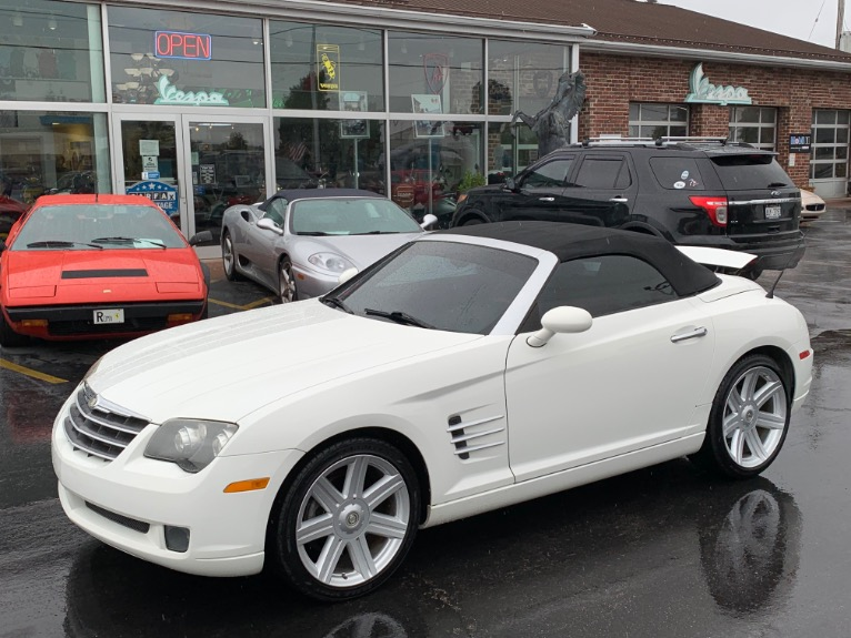 Used 2005 Chrysler Crossfire Limited | Brookfield, WI