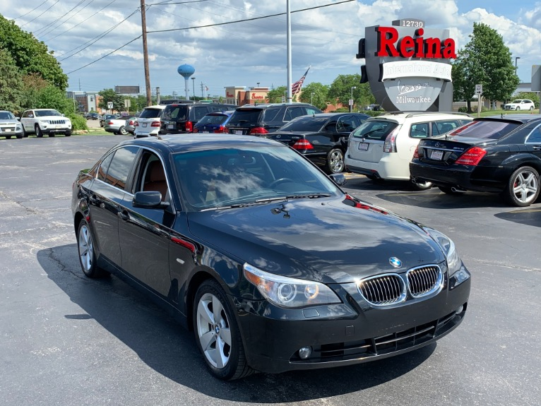 Used-2007-BMW-5-Series-525xi