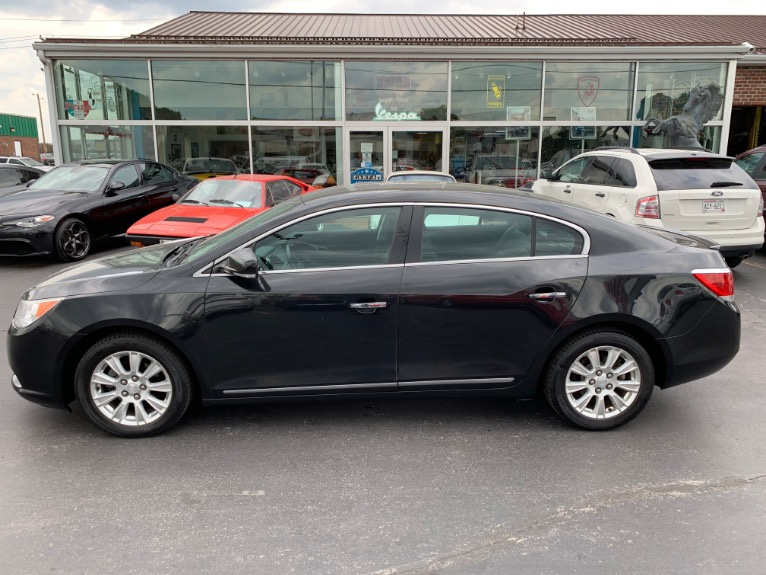 Used-2012-Buick-LaCrosse-Leather
