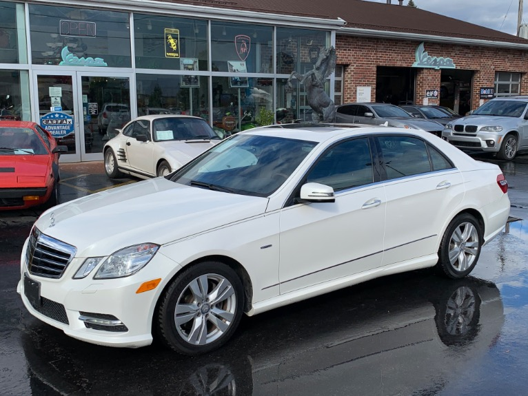 Used 2012 Mercedes-Benz E 350 BlueTEC Luxury w/Adaptive Cruise | Brookfield, WI
