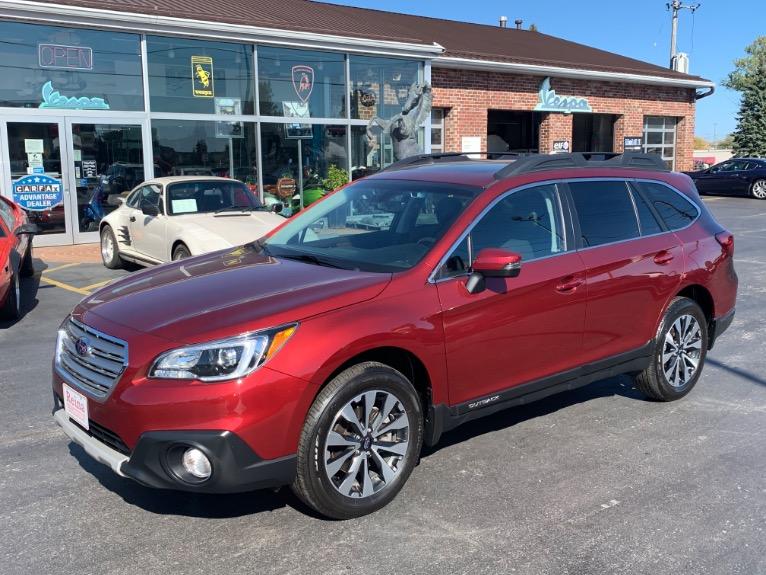 Used 2017 Subaru Outback 2.5i Limited AWD w/Adaptive Cruise | Brookfield, WI
