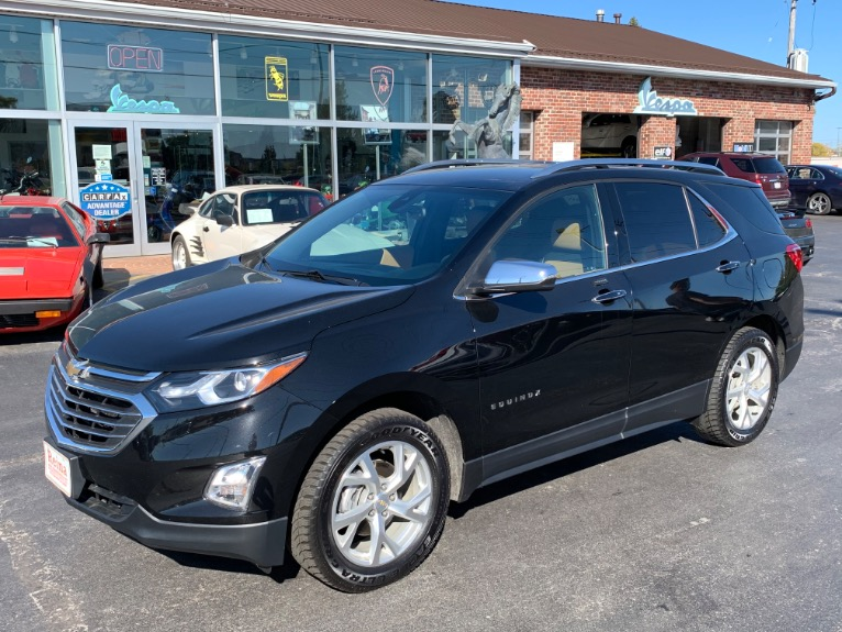 Used 2018 Chevrolet Equinox Premier 4x4 | Brookfield, WI