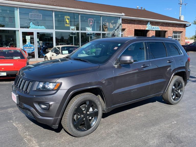 Used 2015 Jeep Grand Cherokee Altitude 4x4 | Brookfield, WI