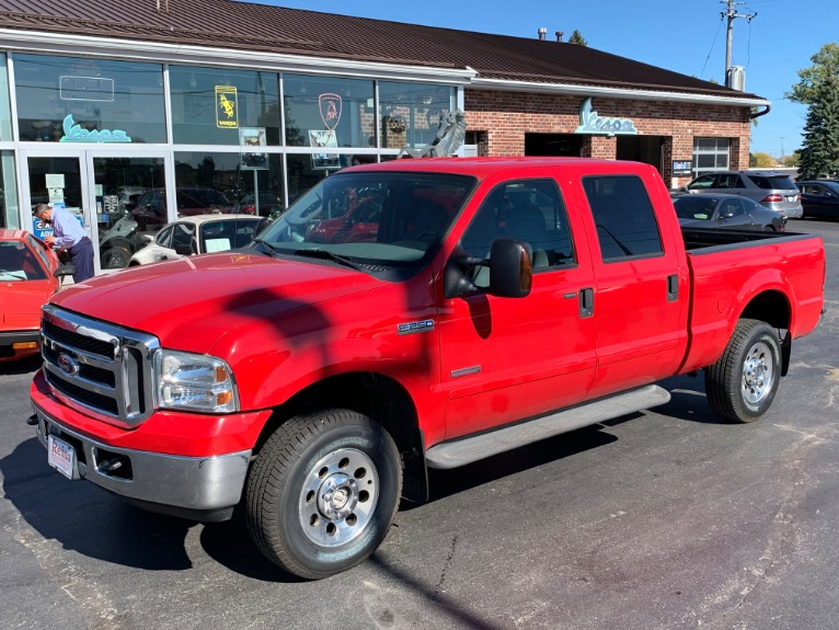 Used 2005 Ford F-250 Super Duty XLT Crew 6.0L Diesel 4x4 | Brookfield, WI