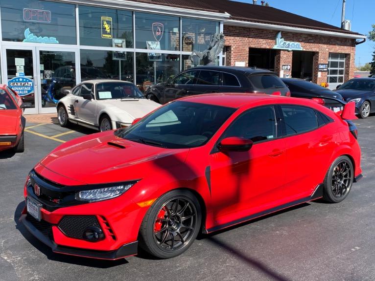 Used 2019 Honda Civic Type R Touring | Brookfield, WI