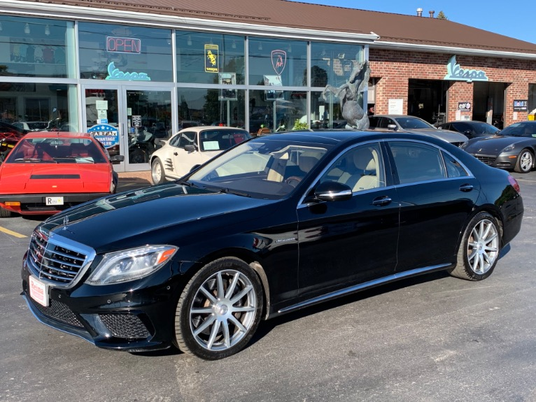 Used 2014 Mercedes-Benz S 63 AMG 4-MATIC | Brookfield, WI