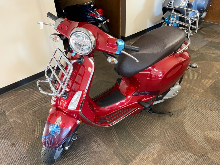 New 2020 VESPA PRIMAVERA 150 TOURING  | Brookfield, WI