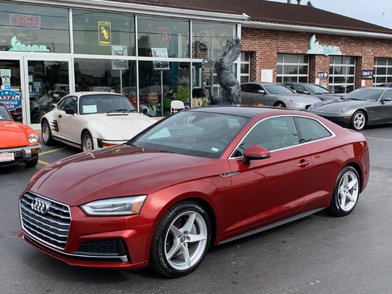 Used 2018 Audi A5 2.0T Quattro Premium | Brookfield, WI