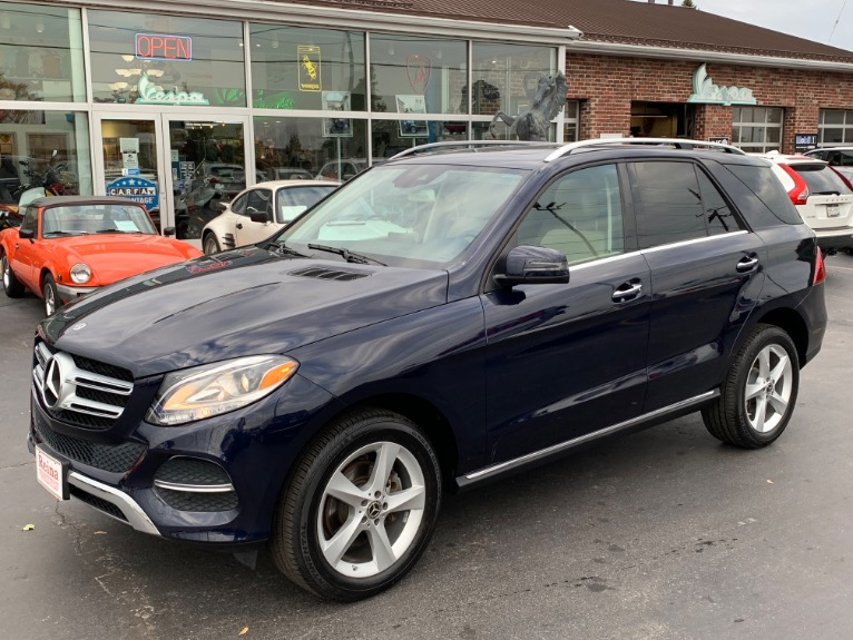 Used 2017 Mercedes-Benz GLE 350 4MATIC   Brookfield, WI