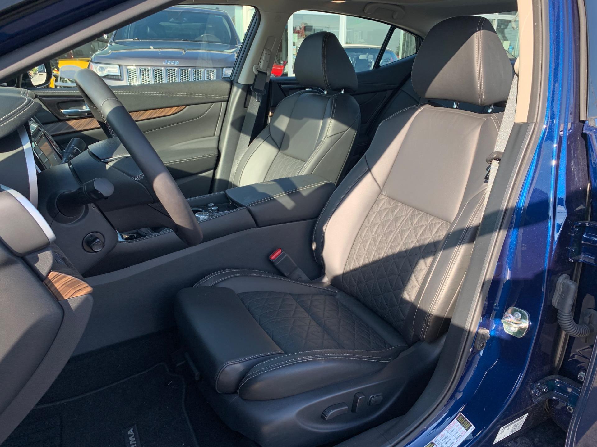 Used-2017-Nissan-Maxima-Platinum-w/Adaptive-Cruise