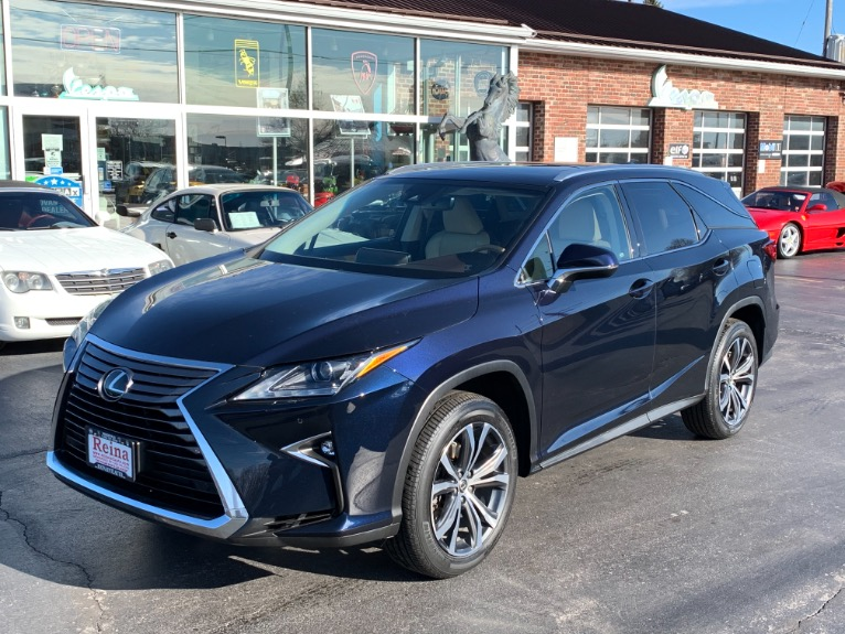 Used 2018 Lexus RX 350L AWD w/Adaptive Cruise  | Brookfield, WI