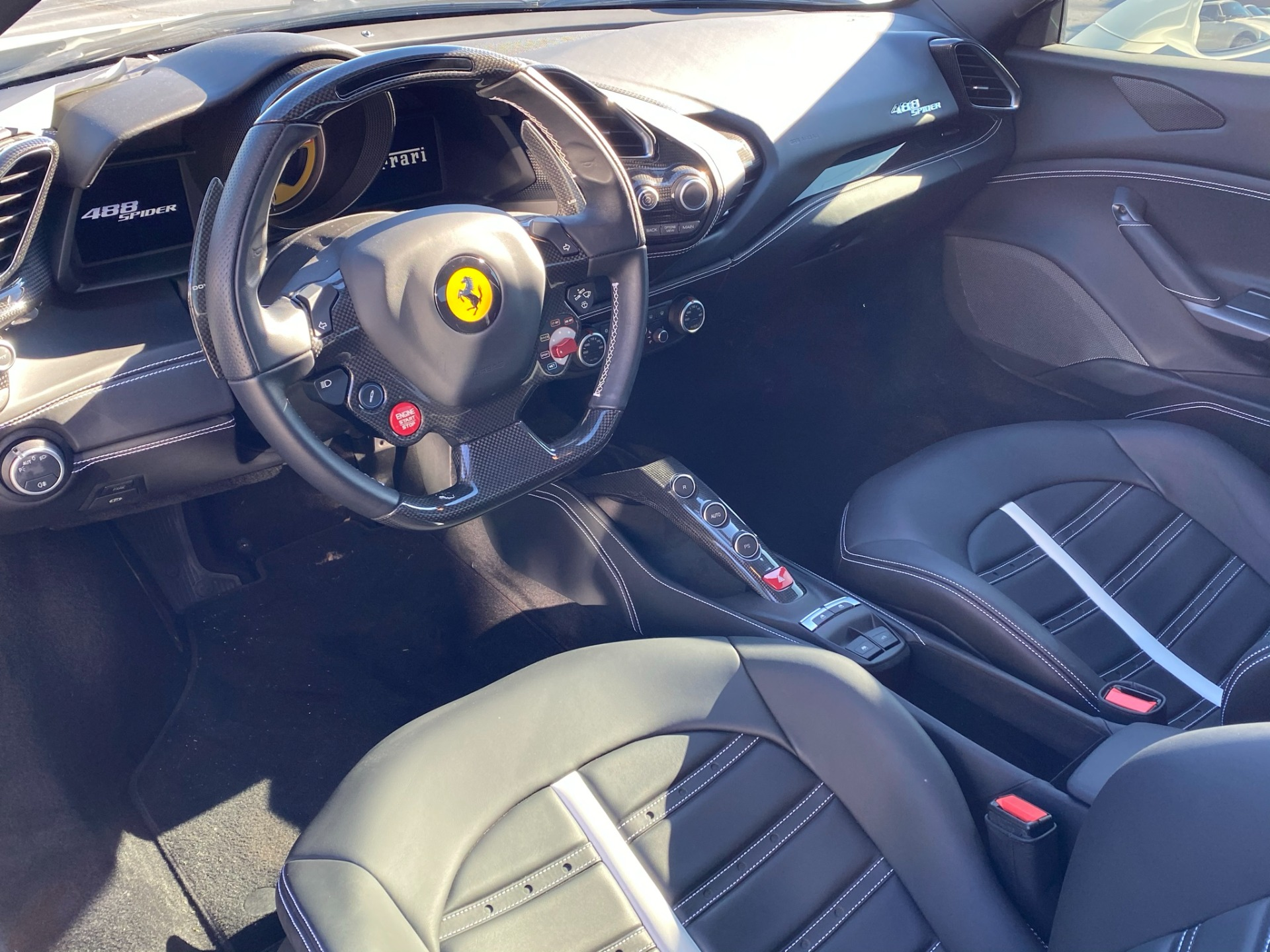 Used-2019-Ferrari-488-Spider