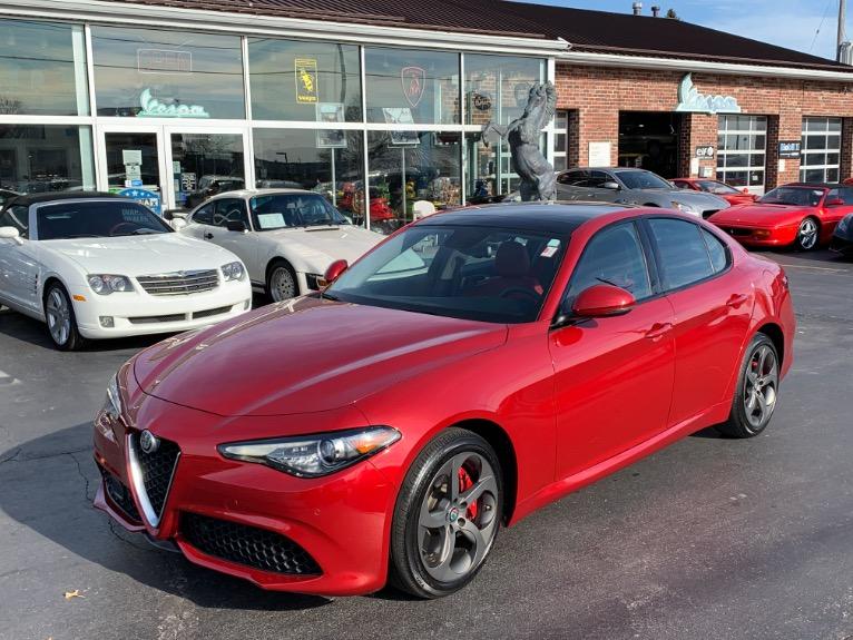 Used 2017 Alfa Romeo Giulia Ti AWD | Brookfield, WI
