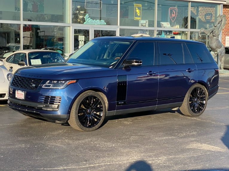 Used 2018 Land Rover Range Rover Supercharged LWB 4x4 | Brookfield, WI