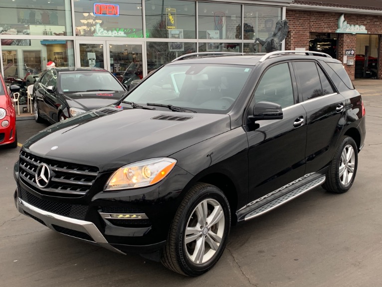Used 2015 Mercedes-Benz ML 350 4MATIC | Brookfield, WI